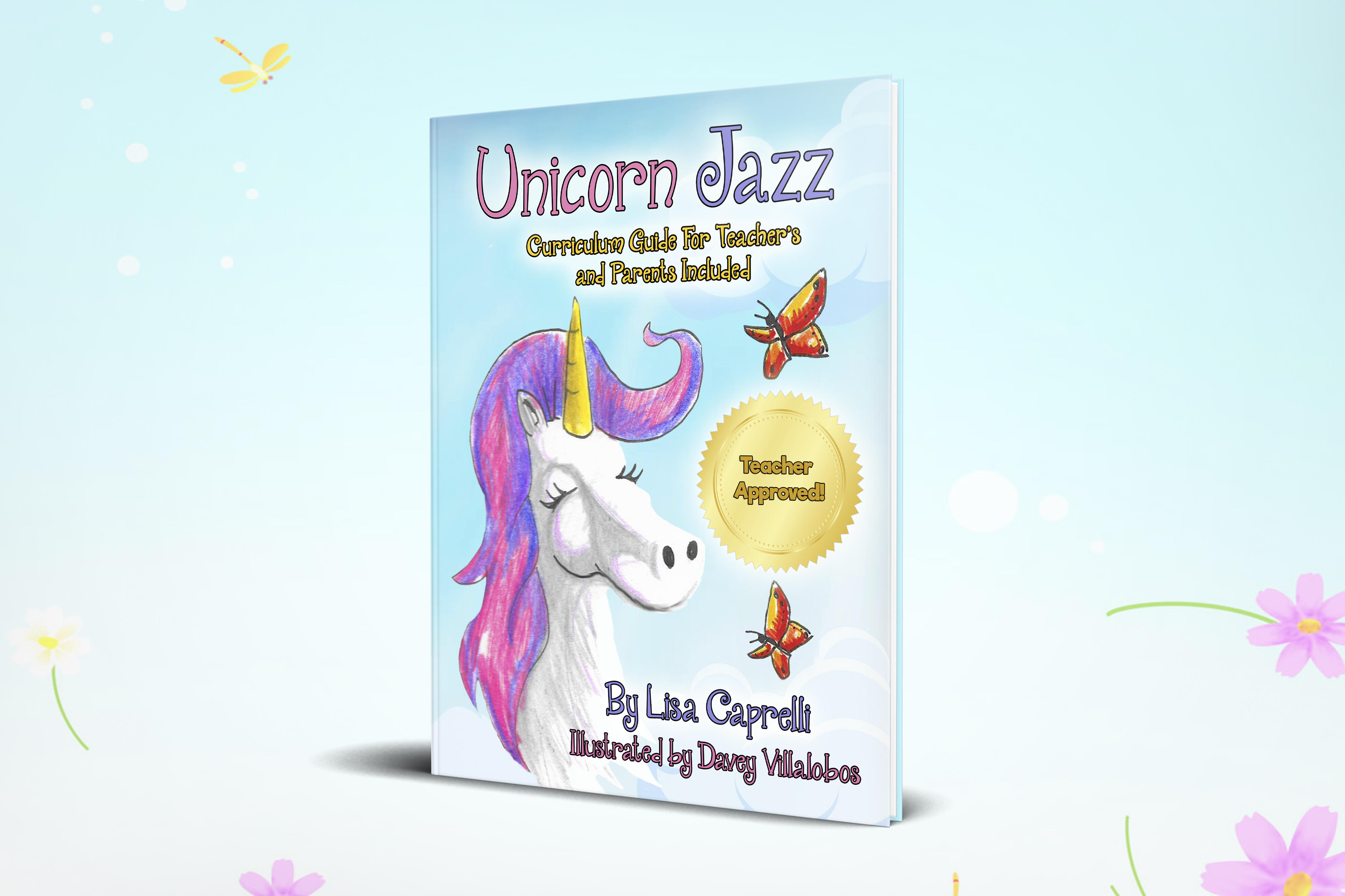 UNICORN JAZZ 3D