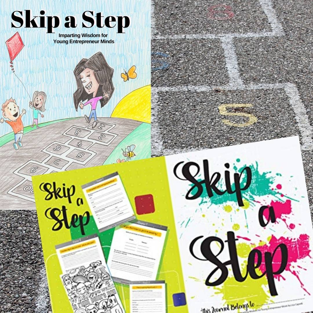 Skip a Step Journal