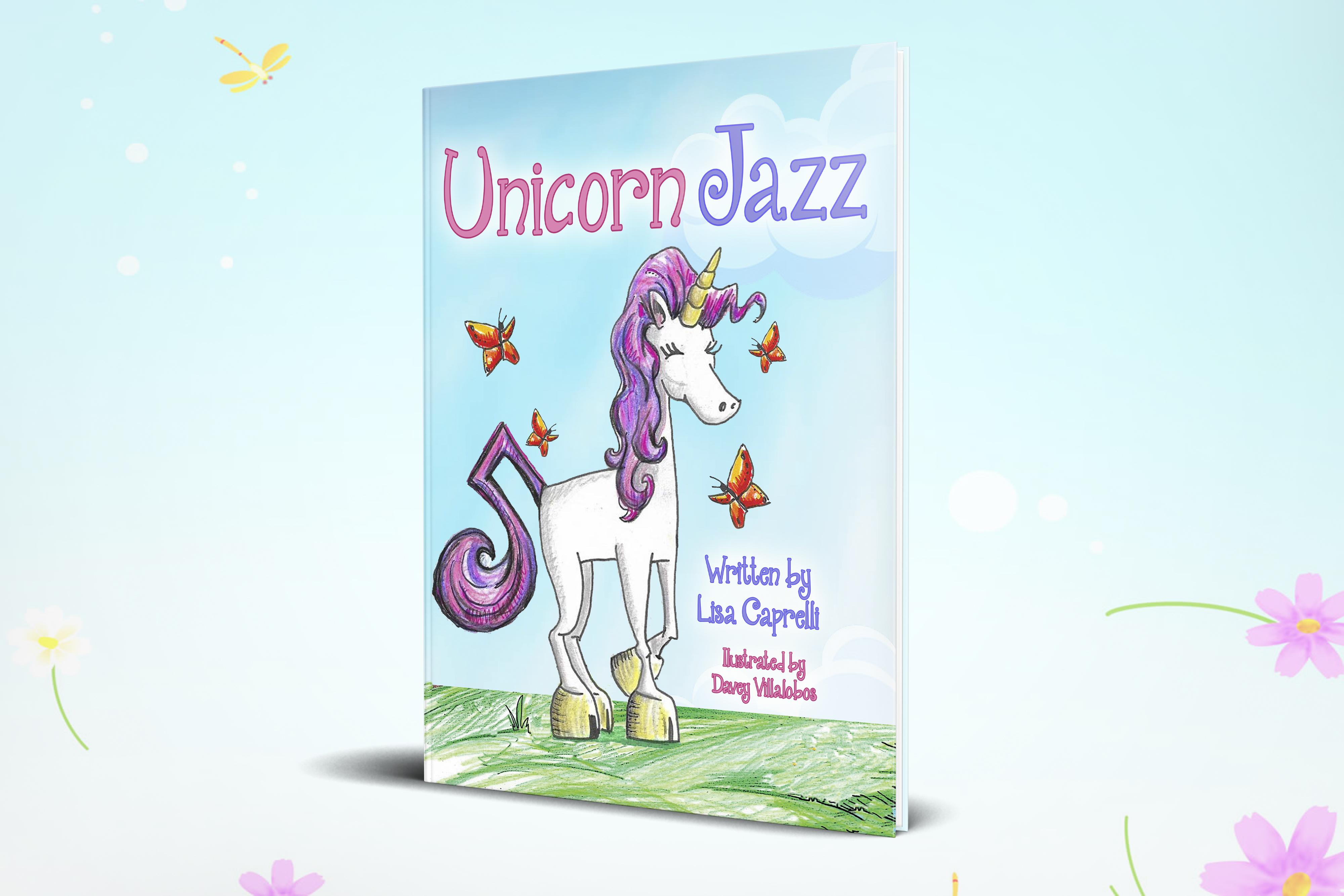 unicorn jazz author lisa caprelli