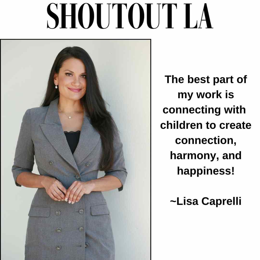 Lisa caprelli childrens author unicorn jazz